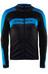 Craft Gran Fondo jersey lange mouwen Heren blauw/zwart